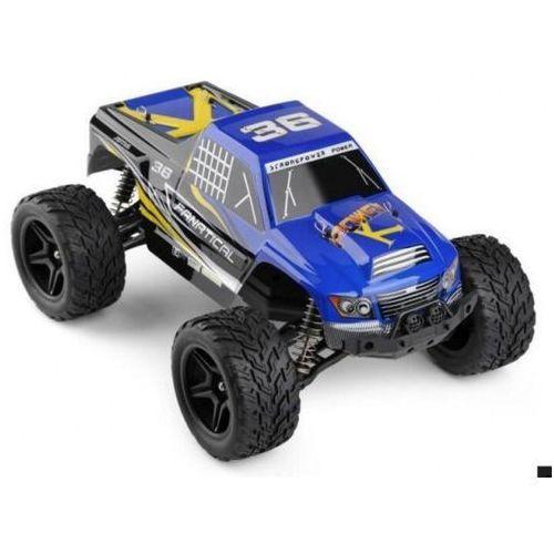 Samochód terenowy monster truck a323 2.4 ghz marki Wl toys