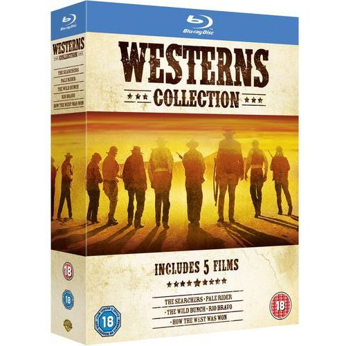 Warner home video Westerns collection