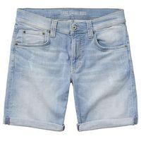Pepe jeans Krótkie bermudy jeansowe cane