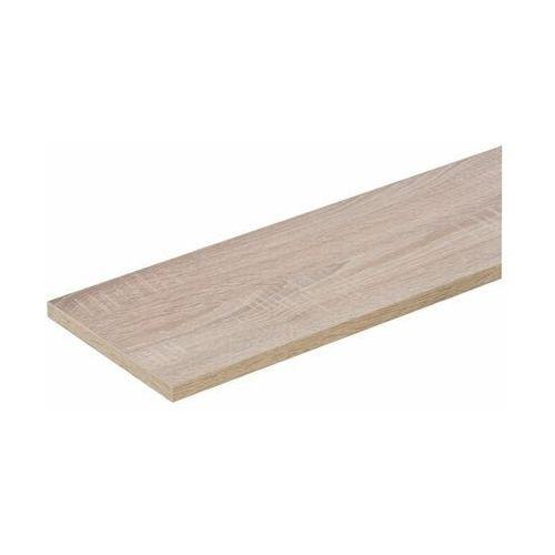 Floorpol Półka meblowa dąb sonoma 60 x 30 cm