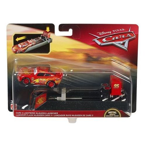 Hot wheels Cars 3 lightning mcqueen launcher