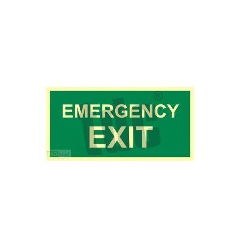 Tdc Emergency exit art. ac002