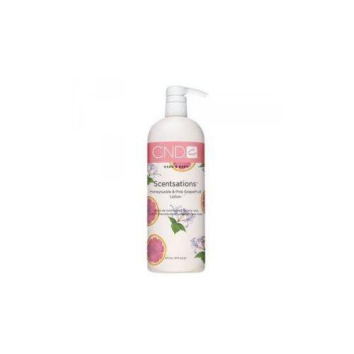 scentsations balsam wiciokrzew i różowy grapefruit 917ml marki Cnd