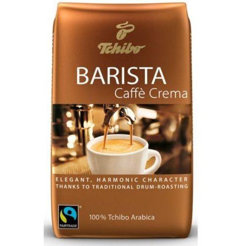 Kawa ziarnista barista cafe crema 1kg + zamów z dostawą jutro! marki Tchibo