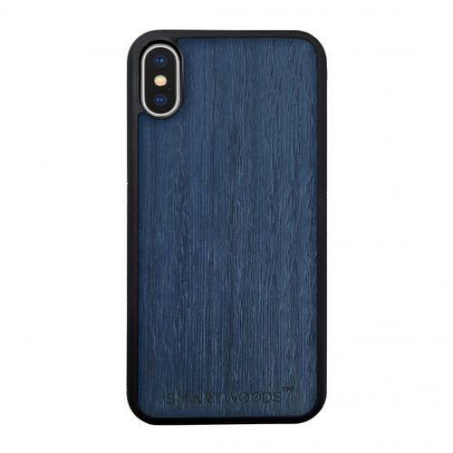 Etui SmartWoods – Blue Sky Active Iphone X, kolor niebieski