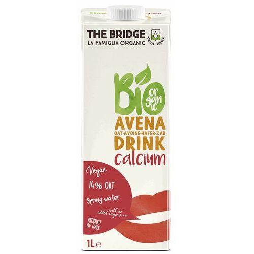 121the bridge Napój mleko owsiane z wapniem 1l - the bridge - eko hit!