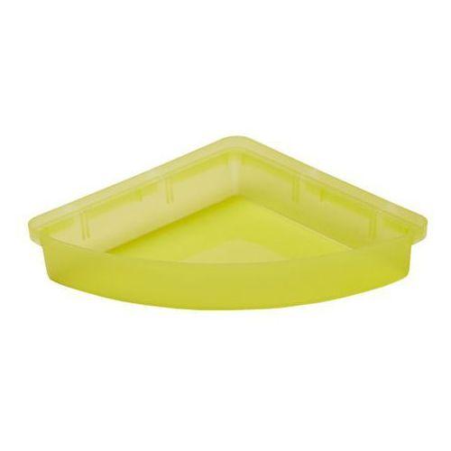 Półka narożna koros żółta marki Cooke&lewis