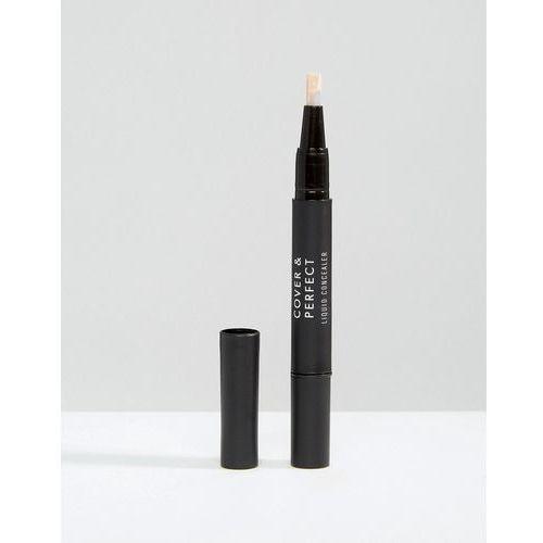 New Look Cover and Perfect Liquid Concealor Applicator Pen - Tan