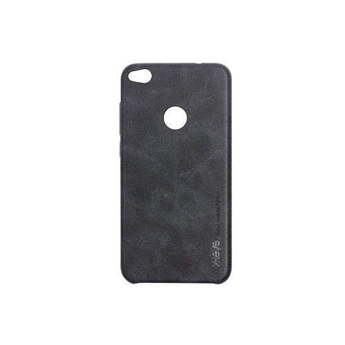 X-level Huawei p9 lite (2017) - etui na telefon vintage - black