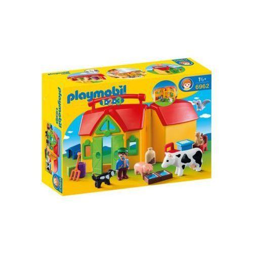 Playmobil Moje przenośne gospodarstwo rolne 6962 - darmowa dostawa od 199 zł!!!