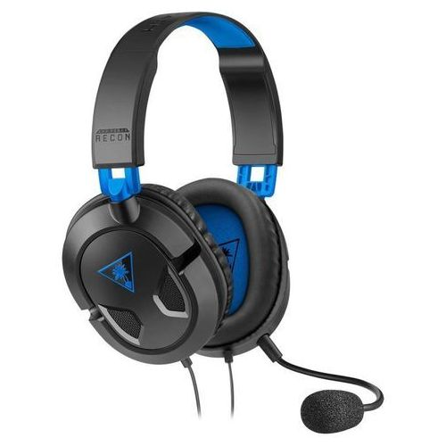 Turtle Beach słuchawki gamingowe Recon 50P, czarne (TBS-3303-02)