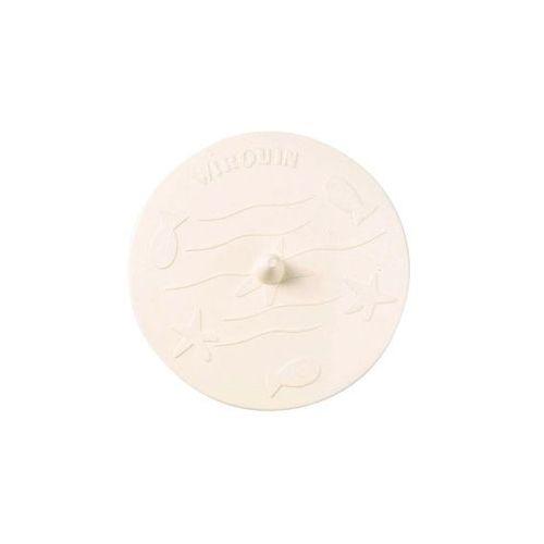 Korek spustowy do zlewozmywaka i umywalki FRISBY 105 mm WIRQUIN