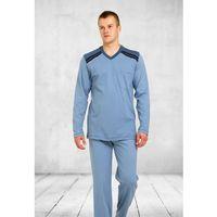 Piżama męska BIG LOLO dł j.jeans 344 M-max, 1 rozmiar
