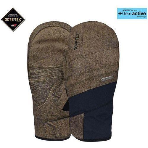 Rękawice - royal gtx mitt + active distressed (di) rozmiar: l marki Pow