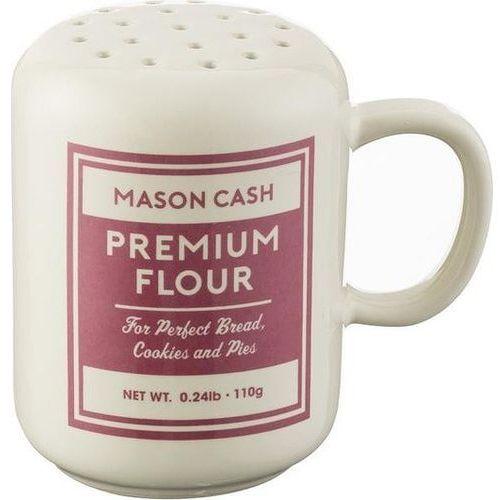Mason Cash - Baker's Authority Dozownik do mąki wymiary: 8 x 10 x 7 cm (5010853250373)