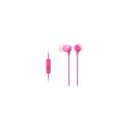 Słuchawki mdrex15appi.ce7 (mdrex15appi.ce7) różowa marki Sony