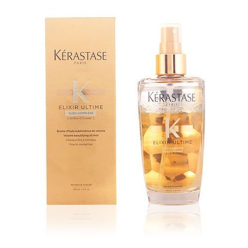 Kérastase Elixir Ultime Volumising Oil Mist for Fine Hair (100ml) (3474636218745)