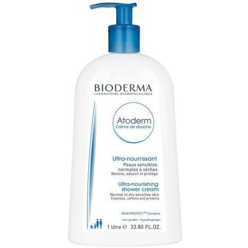 Bioderma Atoderm odżywczy krem pod prysznic dla skóry normalnej i suchej (Ultra-Nourishing Shower Cream) 1000 ml