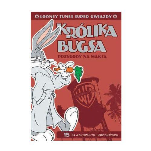 Galapagos Film looney tunes super gwiazdy: królika bugsa przygody na maksa looney tunes super stars bugs bunny hare extraordinaire (7321909273405)