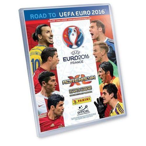 Panini Mega zestaw startowy road to euro 2016
