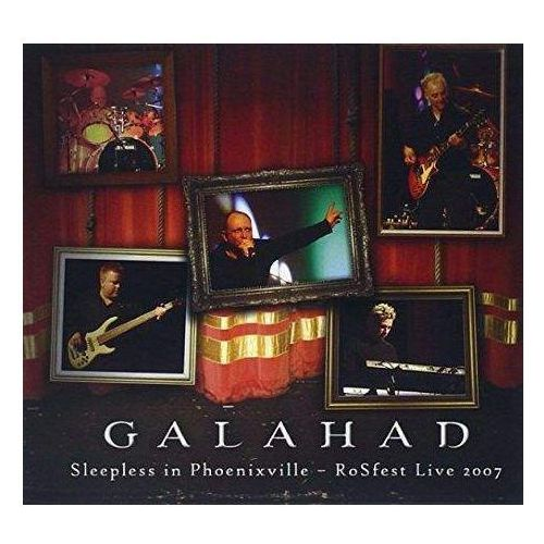 Galahad - Sleepless In Phoenixville - Rosfest Live 2007 (5907811104628)