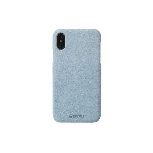 Krusell broby cover iphone x/xs (niebieski)