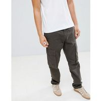 French Connection Cargo Trousers - Green, kolor zielony