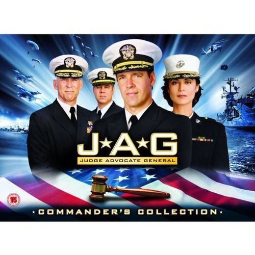JAG - Seasons 1-10 (5014437147035)
