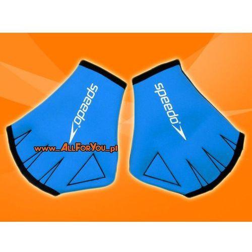 Speedo Rękawice do pływania aquatic mitts (5051746549525)