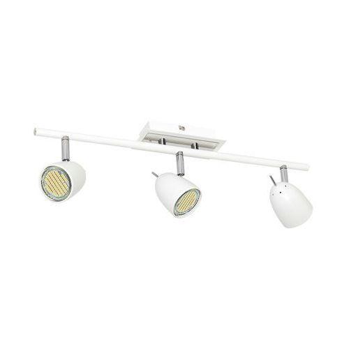 Luminex Oświetlenie punktowe olivia 3xgu10/8w/230v