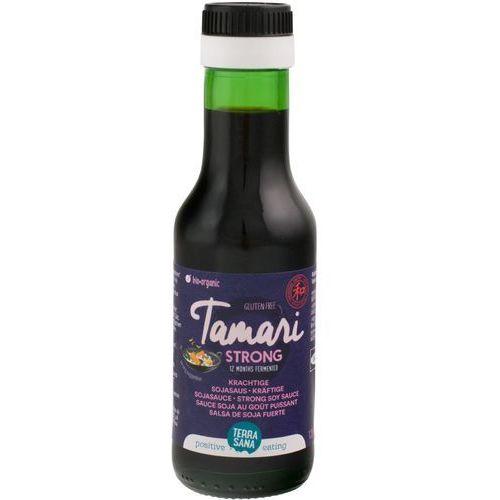 Sos sojowy mocny tamari bezglutenowy bio 125 ml - terrasana marki Terrasana dystrybutor: bio planet s.a., wilkowa wieś 7, 05-084 leszno
