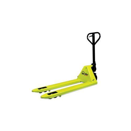 Ręczny wózek paletowy gs basic 22s2 1000x525 marki Lifter by pramac