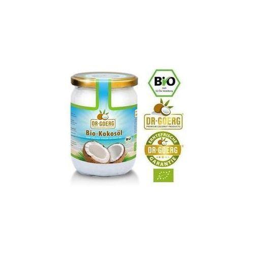 Olej kokosowy tłoczony na zimno BIO 500ml - Dr Goerg (olej, ocet)