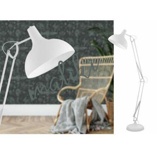 Młodzieżowa Lampa podłogowa 1xE27 biała-outlet, 94701