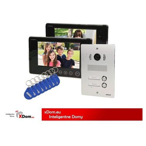 Zestaw wideodomofonowy ORNO OR-VID-VP-2006 + DARMOWY TRANSPORT! (5901752483002)