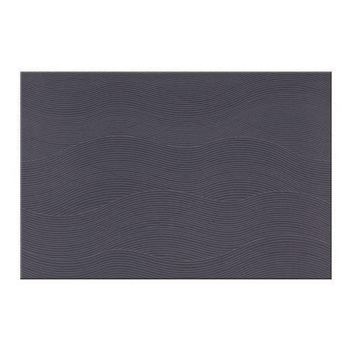 Glazura Alva Cersanit 25 x 40 cm grafitowa 1,2 m2, TWZZ1093502966