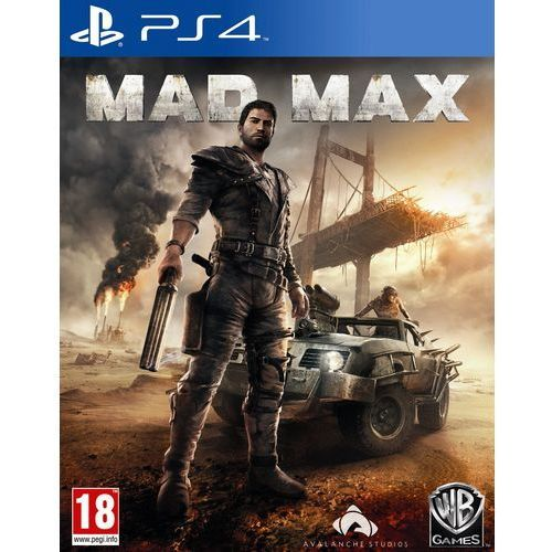 OKAZJA - Mad Max (PS4)