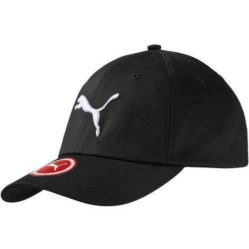 Puma ESSENTIALS Czapka z daszkiem black, kolor czarny