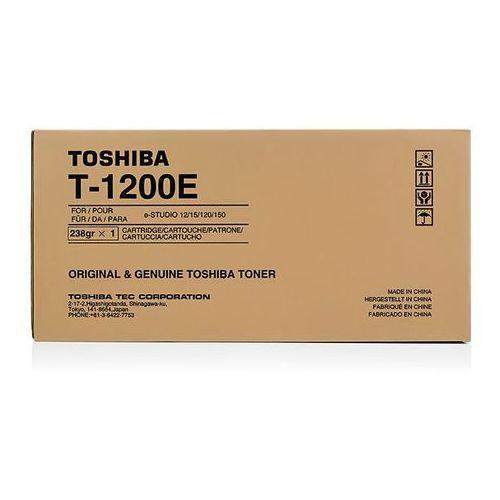 Toshiba toner Black T-1200E, T1200E, 6B000000085, T-1200E