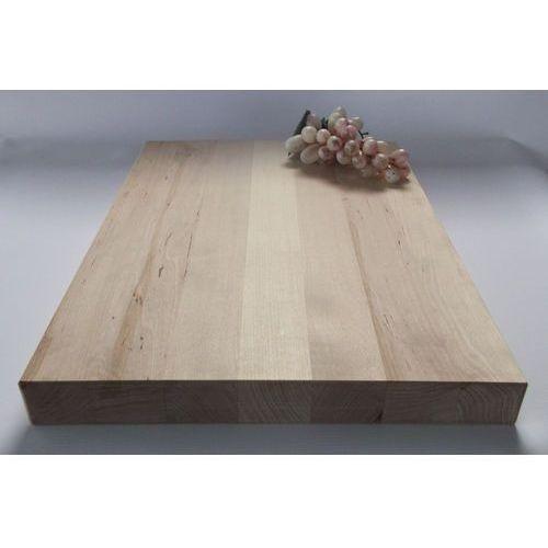 Janpol Deska drewniana gruba h4 400x300x40 mm | , 110-40304