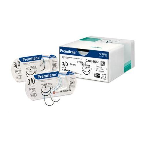 Szwy chirurgiczne Premilene® 3/0 (1,5) 45CM DSMP19 (M) RCP - niewchłanialne - 36 szt.