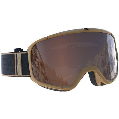 Salomon Gogle narciarskie, snowboardowe four seven carmel s2