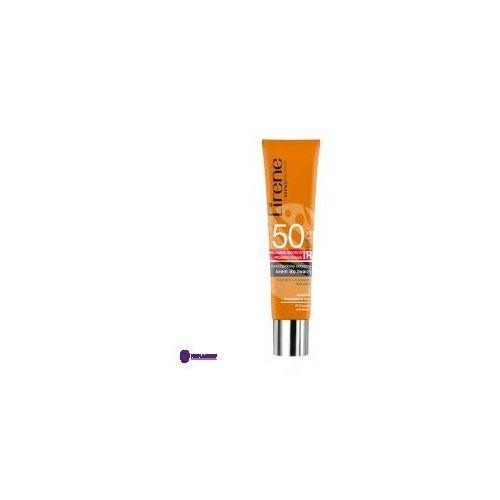 Lirene sun spf50 (u) hydrolipidowy ochronny krem do twarzy 40ml