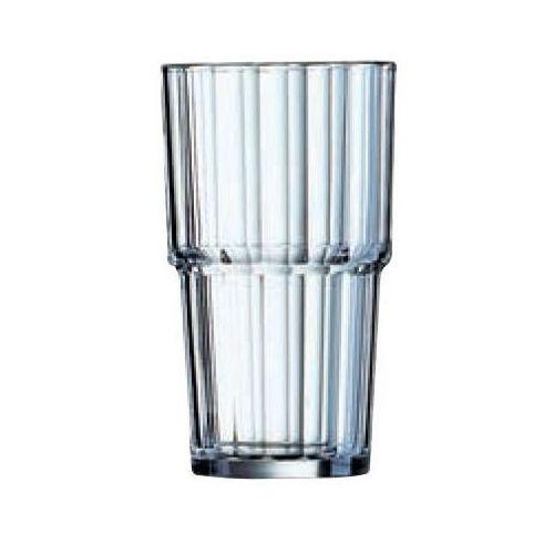 Szklanka wysoka | różne wymiary | 270-320 ml | norvege marki Arcoroc
