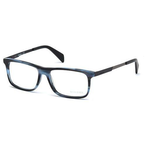 Diesel Okulary korekcyjne  dl5140 092