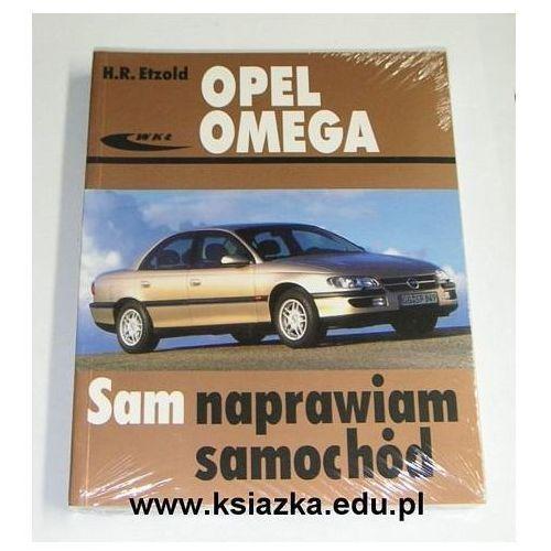 Opel omega od stycznia 1994 do lipca 2003 marki Wydawnictwa komunikacji i łączności