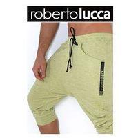 3/4 spodnie 80247 01147 enrico, Roberto lucca
