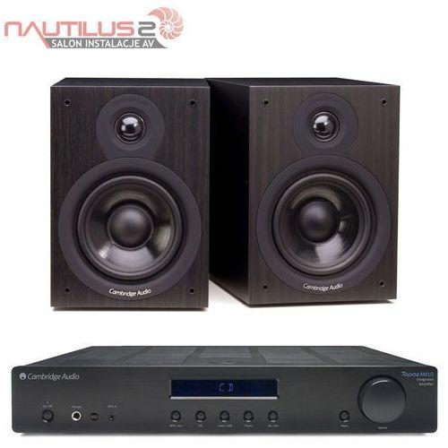 Cambridge audio topaz am10 + cambridge audio sx-50 - dostawa 0zł! - raty 20x0% w bgż bnp paribas lub rabat!