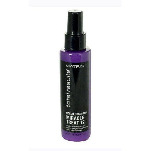 total results color obsessed miracle treat12 spray 125ml w spray do włosów marki Matrix