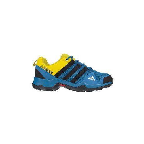 Buty dziecięce terrex ax2r k - core blue/core black marki Adidas